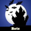 Bats. Find objects