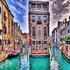 Beautiful Venice Italy Walk