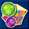 Collect the christmas balls