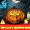 Devilish halloween