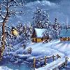 Racing in Winter Wonderland