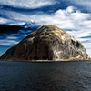 Rock in the Ocean Jigsaw Puzzle