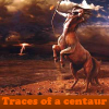 Traces of a centaur