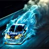 Blue Flame Chevrolet Racing