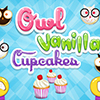 Cooking Trends Owl Vanilla Cupcakes