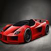 Ferrari F60 Puzzle