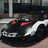 Lamborghini Police Puzzle
