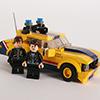 Lego Fireboys Car