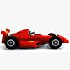 3D Cartoon Formula One