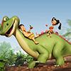 3D Dinosaur Funny Ride
