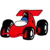 Cartoon Formula One