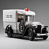 Lego Vintage Ambulance Car