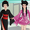 Makeover Studio – Geisha Girl