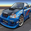 WRX Racing Car