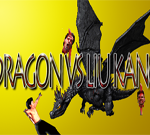 Dragon Vs Liu Kang