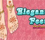 Elegant Feet Makeover