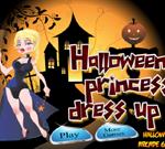 Halloween Princess Dress Up