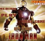 Iron Man – City Flight