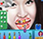 Jun Ji Hyun at Dentist