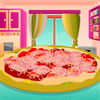 Make Salami Pizza