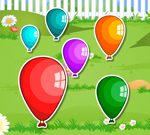 Spot Balloon Pairs