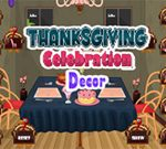 Thanksgiving Celebration Decor