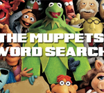 The Muppets Word Search