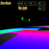 3D Neon Space Racing