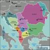 Flamujt e shteteve të Ballkanit Kuiz nga Gjeografia