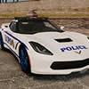 Corvette Police Puzzle