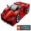 Lego Ferrari