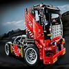 Racing Truck Jigsaw