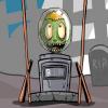 Zombie Head Venus