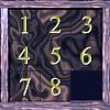 8 Square Slider