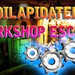 Dilapidated Workshop Escape
