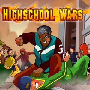 Image High School Wars