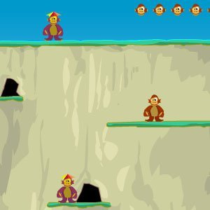 Image Monkey Cliff Diving