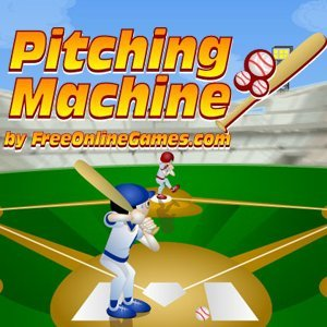 Image Pitching Machine