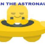 Alan the Astronaut