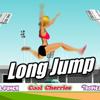Athletic Long Jump