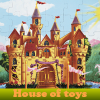 House of toys. Find objects