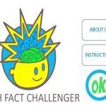 Math Fact Challenger