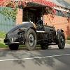 Old Racing Car