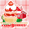 Strawberry Shortcake Farm Berries