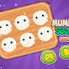 Cooking Trends Mummy Sugar Cookies