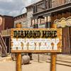 Diamond Mine Mystery