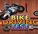 Bike Driving Test