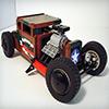 Lego Racing Buggy