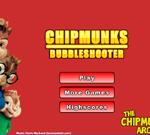 Chipmunks Bubble Shooter