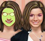 Gemma Atkinson Facial Makeover